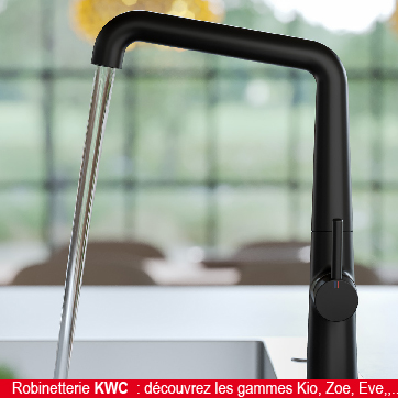acheter robinet de cuisine sp cial fen tre kwc d couvrez nos solutions en robinetterie cuisine. Black Bedroom Furniture Sets. Home Design Ideas