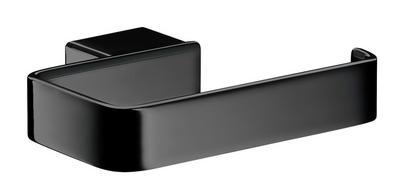 Emco loft porte rouleau de papier toilette 050013401 velours noir - Porte papier toilette noir ...