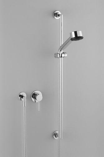 dornbracht meta 02 mitigeur monocommande de douche encastrer rosaces individuelles avec. Black Bedroom Furniture Sets. Home Design Ideas