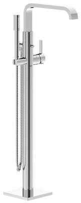 grohe allure mitigeur monocommande 1 2 bain douche sur colonne 32754001 chrome. Black Bedroom Furniture Sets. Home Design Ideas