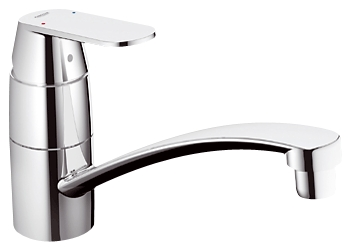 grohe eurosmart mitigeur monocommande vier bec mobile 32842000 chrome. Black Bedroom Furniture Sets. Home Design Ideas