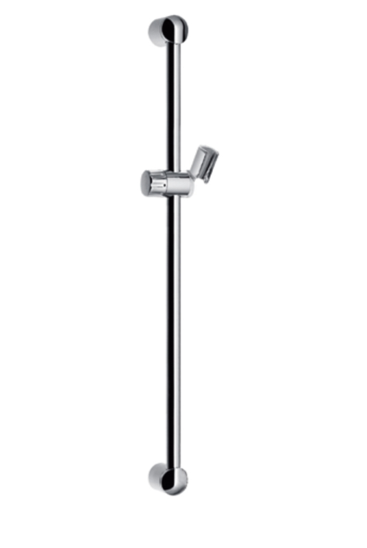 hansgrohe unica 39 s barre de douche 65cm 27712000 chrome. Black Bedroom Furniture Sets. Home Design Ideas
