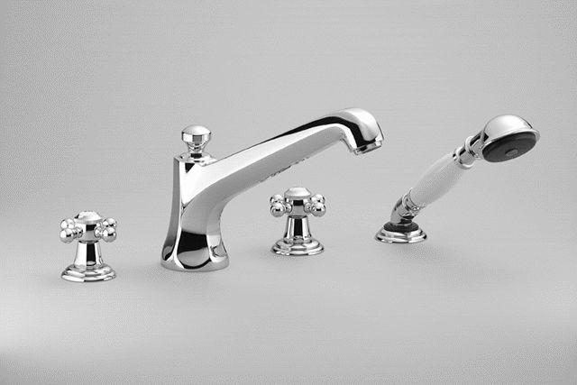 Dornbracht Madison Mélangeur Bain/douche à 4 Trous Pour