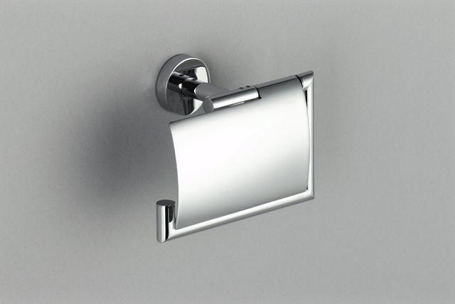 Dornbracht universel porte rouleau de papier toilette avec for Porte logic and