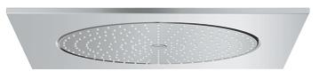 grohe rainshower f douche plafonnier 27286 000 chrome. Black Bedroom Furniture Sets. Home Design Ideas