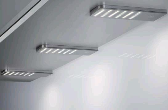 lumica flip clairage led sous armoire blanc 7061094. Black Bedroom Furniture Sets. Home Design Ideas