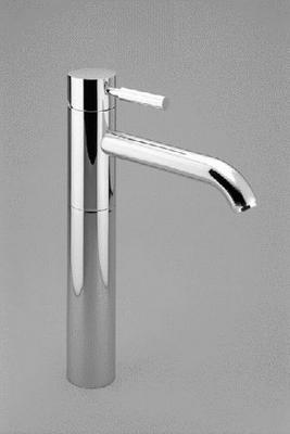 Dornbracht meta 02 mitigeur monocommande de lavabo avec for Lavabo avec pied