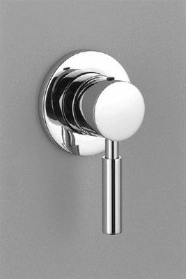 dornbracht meta 02 mitigeur monocommande de douche encastrer avec rosace de recouvrement 36. Black Bedroom Furniture Sets. Home Design Ideas