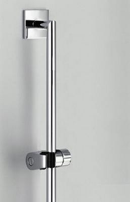 Dornbracht mem barre de douche avec curseur 26 701 780 06 platine mat - Curseur barre de douche ...