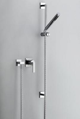 dornbracht mem mitigeur monocommande de douche encastrer rosaces individuelles avec. Black Bedroom Furniture Sets. Home Design Ideas