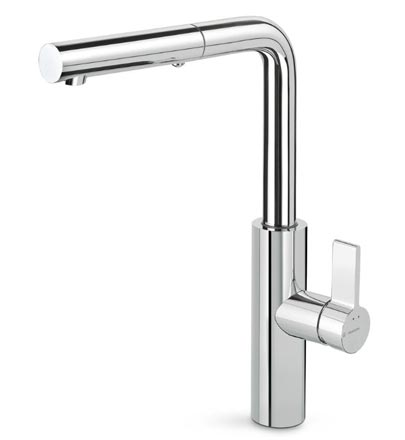 Newform libera mitigeur d 39 vier douchette extractible for Evier inox solde
