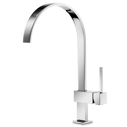 robinet cuisine design free dore dans une cuisine en noir et blanc with robinet cuisine design. Black Bedroom Furniture Sets. Home Design Ideas