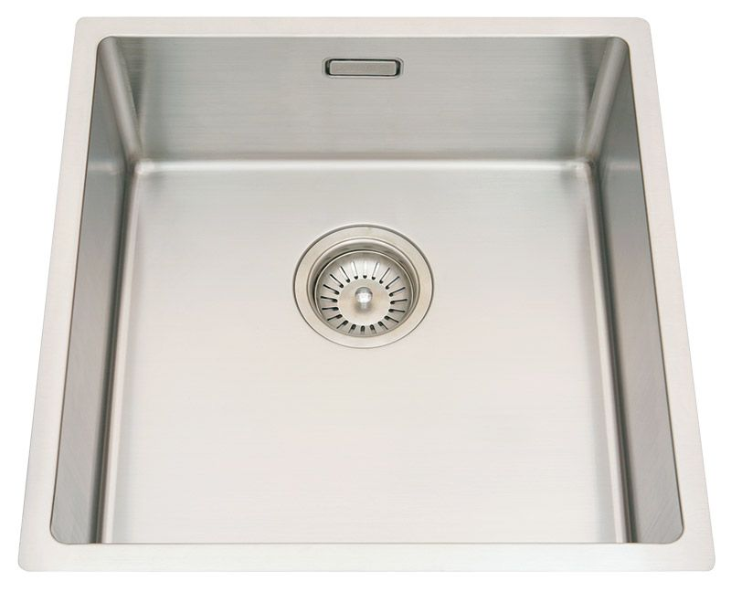 Lorreine luxe vier carr cr pine ronde inox 40 lor40r for Evier inox solde