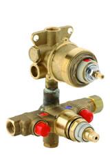 Cisal corps encastr mitigeur thermostatique avec - Demonter robinet thermostatique ...