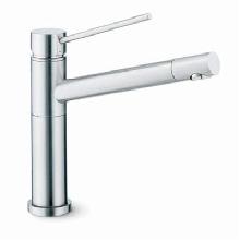 Newform x trend robinet mitigeur d vier bec inox for Evier inox solde