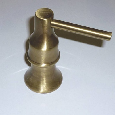 distributeur de savon r tro v222br vieux bronze. Black Bedroom Furniture Sets. Home Design Ideas
